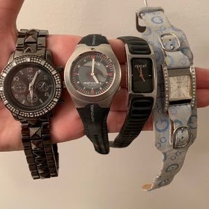Guess Watch & Rip Curl Watches for sale